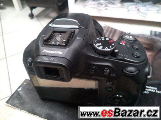 Panasonic DMC-FZ72 s vadou