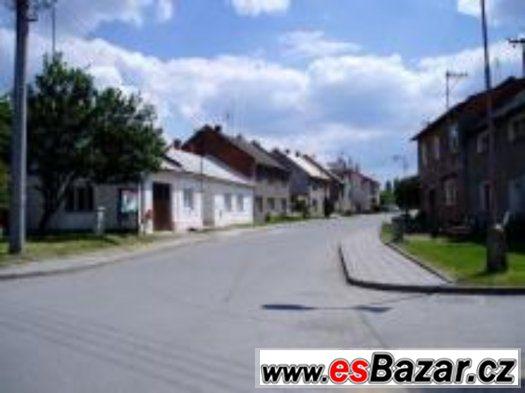 Prodej parcely v obci Křelov-Břuchotín