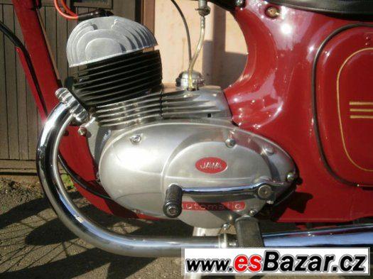 Motor Jawa 250-350 automatic