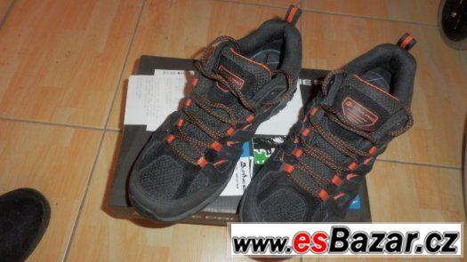 Prodám skoro NOVÉ sportovní boty alpine pro vel. 41