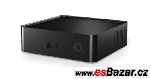 set-top-box pro O2 TV