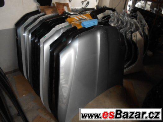 Skoda Superb 2,3, Dily Predek Airbag.sada Chladice Dvere