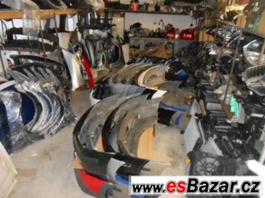 Skoda Octavia 2 Dily Predek,Airbagy,Chladice,Rs-Naraznik