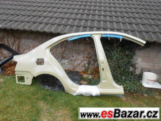 Skoda Octavia 3 Dvere,Bocnice,Zadni blatnik,Prah,Dily na Pre