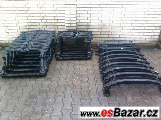 Skoda Octavia 2 Dily Predek Airbagova sada Dvere Chladice Rs