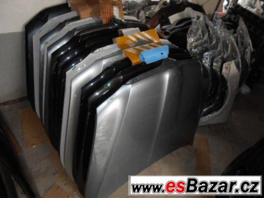 Skoda Superb 2,3 Dily Predek,Airbagy,Dvere,Chladice