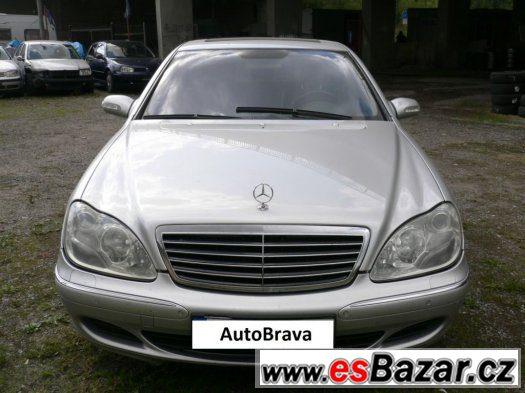 Mercedes Benz S 400 CDI