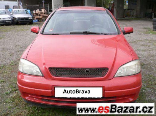 Opel Astra 2,0 16V DTI