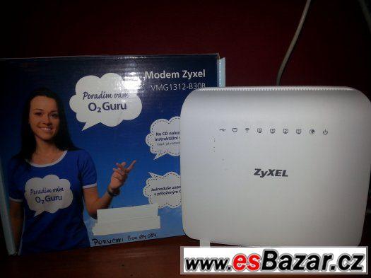prodám WiFi router Zyxel  VDSL - o2