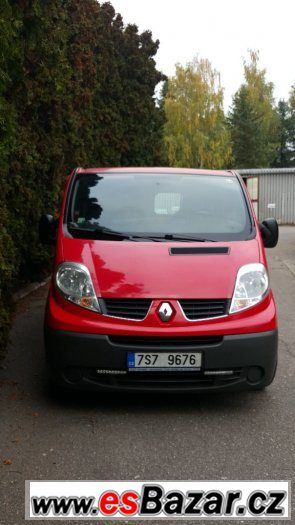 Renault Traffic 2.0 Tdi/84KW