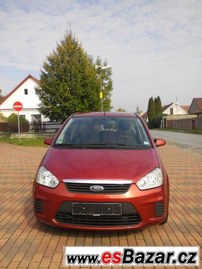 Ford C-max TDCI 1.6