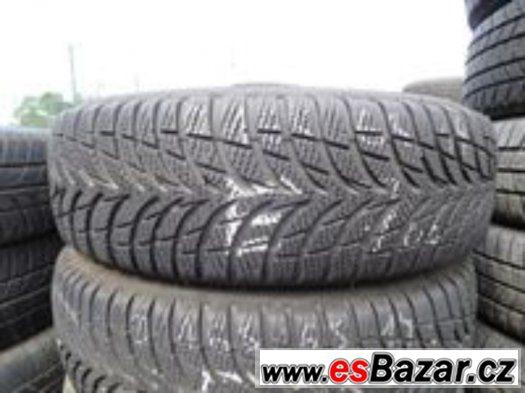 Zimní pneu Goodyear Ultragrip 7, 185/55 R15 82T M+S + disky