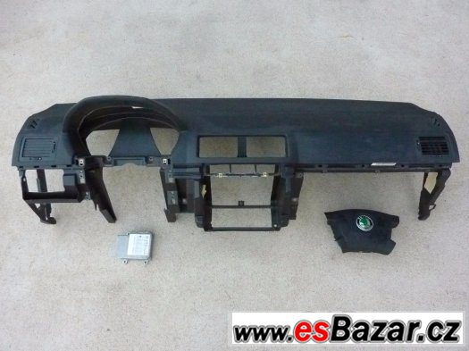 Škoda Fabia I - airbagova sada