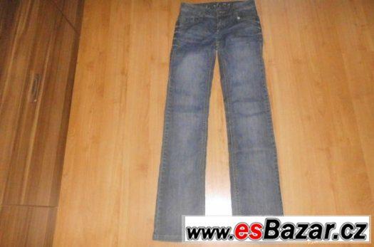Slim džíny, rifle, vel. 158
