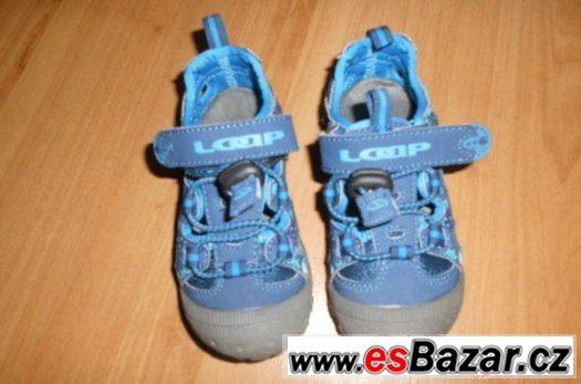 Loap sandálky, vel 24