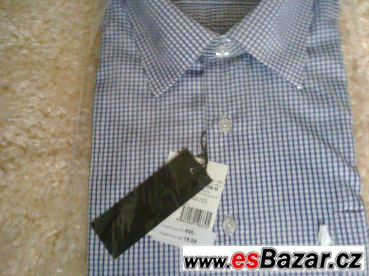 Nová pánská košile