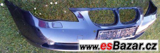 BMW e60 / e61 - Originální přední nárazník