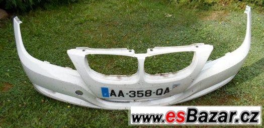 BMW e90 / e91 Facelift - Originál přední nárazník