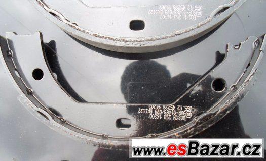 BMW e39 / e38 - Jednotka ABS 001 + brzdové čelisti