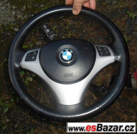 BMW e90 / e87 / e84 a další - Sportovní volant s airbagem
