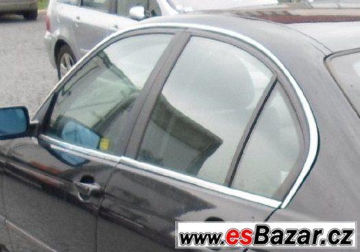 BMW e46 320i 125kW Facelift - Náhradní díly