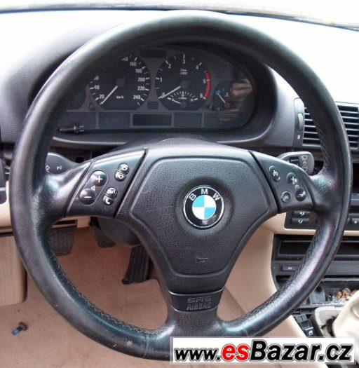 BMW e46 320D 100kW sedan - Náhradní díly