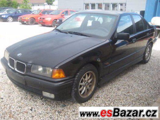 BMW e36 - Náhradní díly