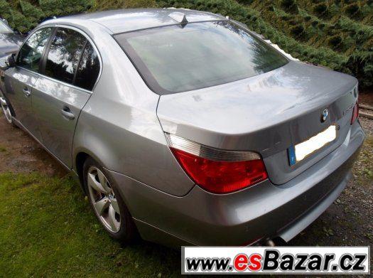 BMW e60/e61 530D 160kW - Náhradní díly