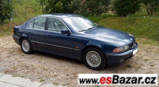 BMW e39 sedan - Náhradní díly