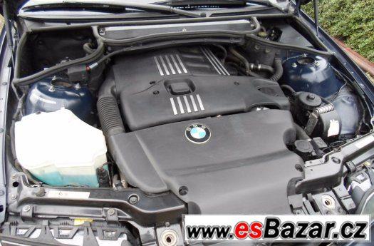 Motor BMW e46 320D nebo e39 520D 100kw
