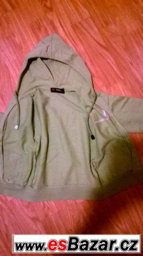 mikina s kapucí 86-92