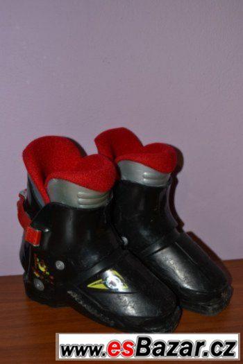 Lyžařské boty-Nordika