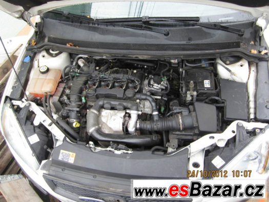 Motor Ford 1.6 TDCI 80kw