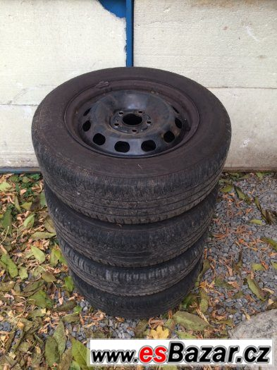 Disky Ford 195/65 R15, 5x108