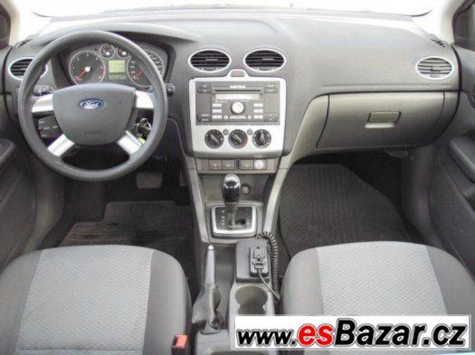 Náhradní díly: Ford Focus 1.6 TDCI 80kw, Automat,2007, Combi