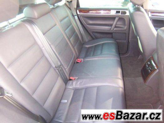 Náhradní díly: Volkswagen Touareg 3.2i V6, 2003