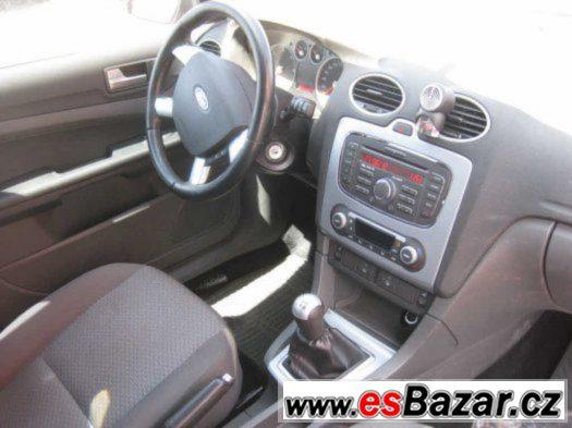 Náhradní díly: Ford Focus 1.6 TDCI 66kw, 2007, Combi
