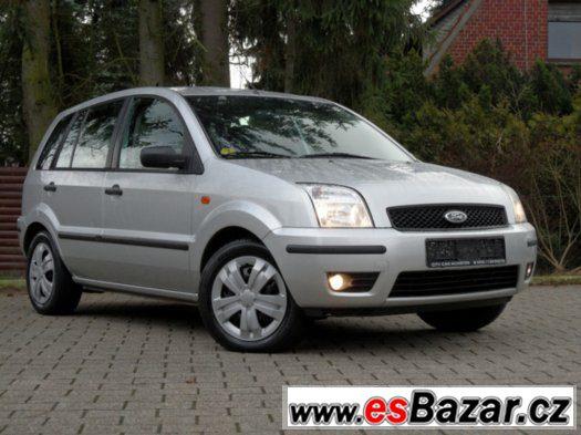 Náhradní díly: Ford Fusion 1.4 TDCI 50kw, 2005