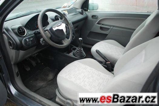 Náhradní díly: Ford Fiesta 1.2 12V, 55kw, 2003, 3 dveř
