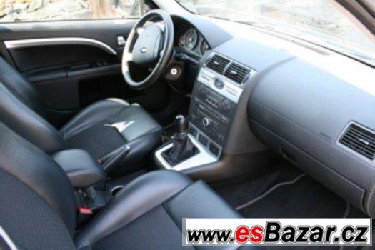 Náhradní díly:Ford Mondeo 2.0 TDCI, 2006, 85 kw, Combi