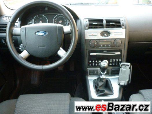 Náhradní díly:Ford Mondeo 2.0 TDCI 96kw, hatchback, 2005