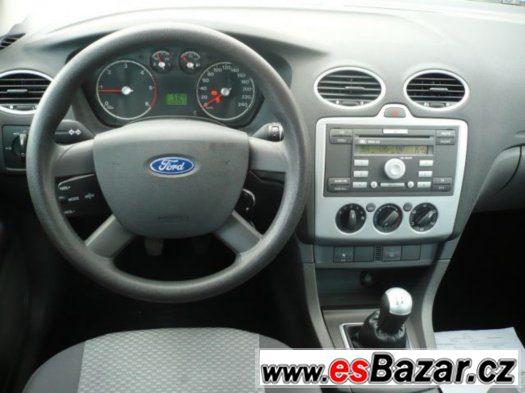 Náhradní díly: Ford Focus 1.6 TDCI 66kw, 2006, Combi