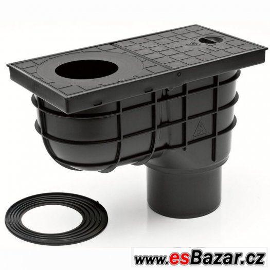 Gajgr 110mm -lapač střešních splavenin