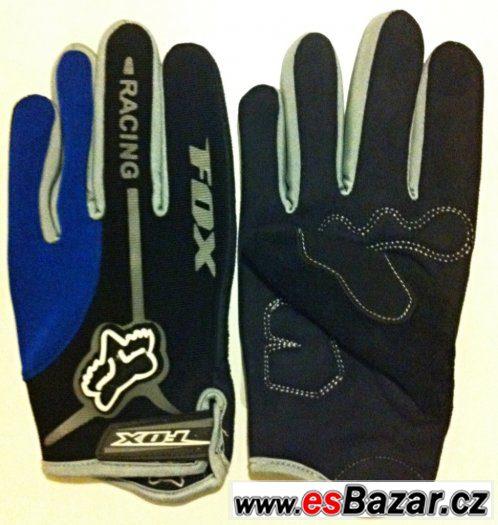 Prodám nové cyklistické rukavice Fox