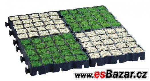 Koupím plastovou zatravňovací dlažbu Ecoraster