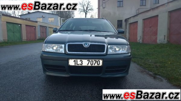 Škoda Octavia kombi 1.9TDi