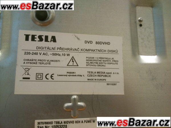 DVD přehrávač TESLA