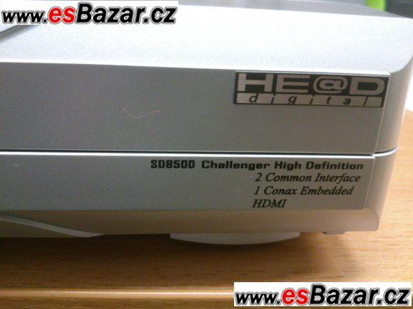 Satelitní přijímač HEAD SD 8500