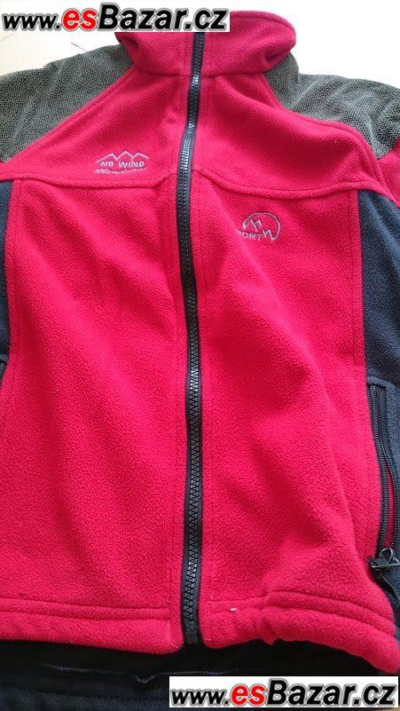 sportovní  dětská bunda jaro - podzim