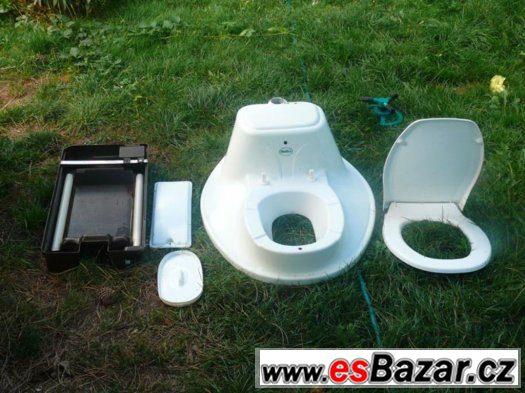 Kompostovací WC